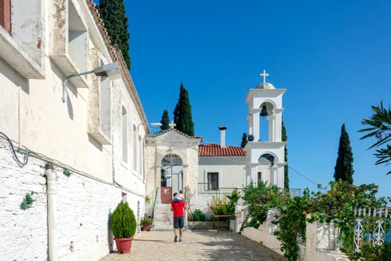 Monastery of Panagia Spiliani
