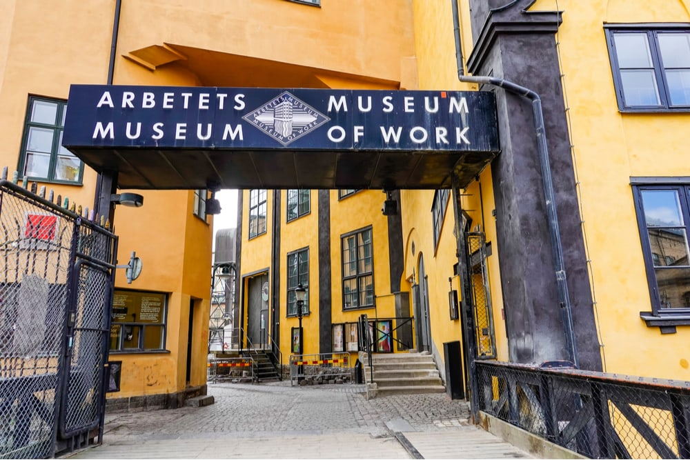 Museum of Work in Norrköping