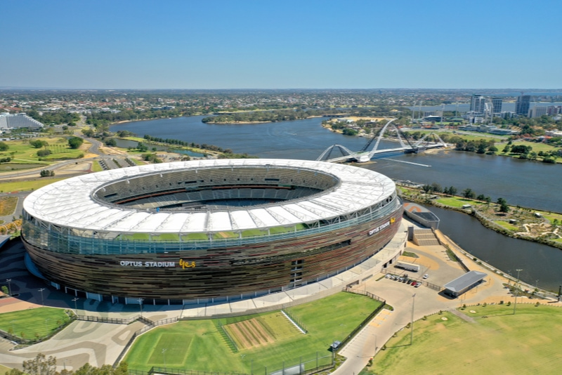 Perth Optus Stadium