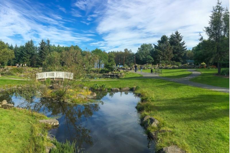Reykjavík Botanical Gardens