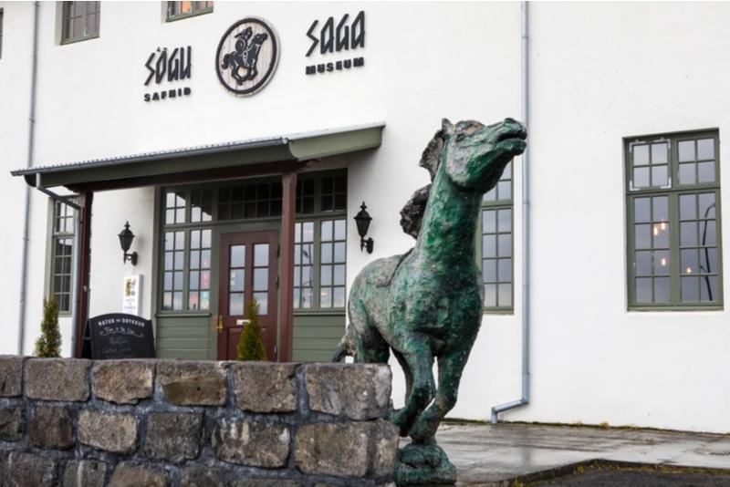 Saga Museum in Iceland