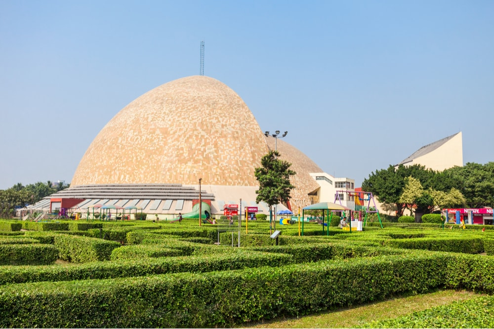 Science City in Calcutta