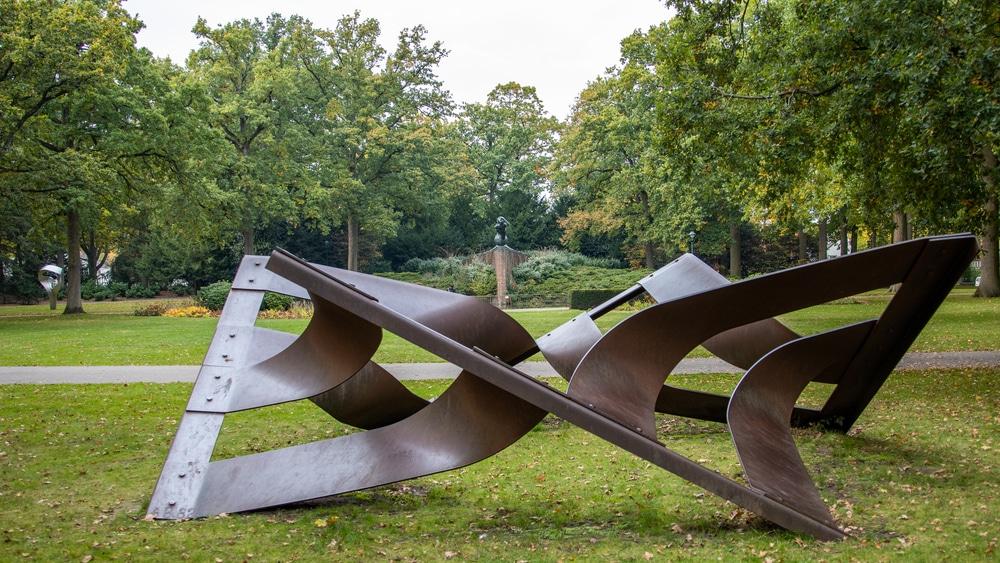 Stadswandelpark in Eindhoven