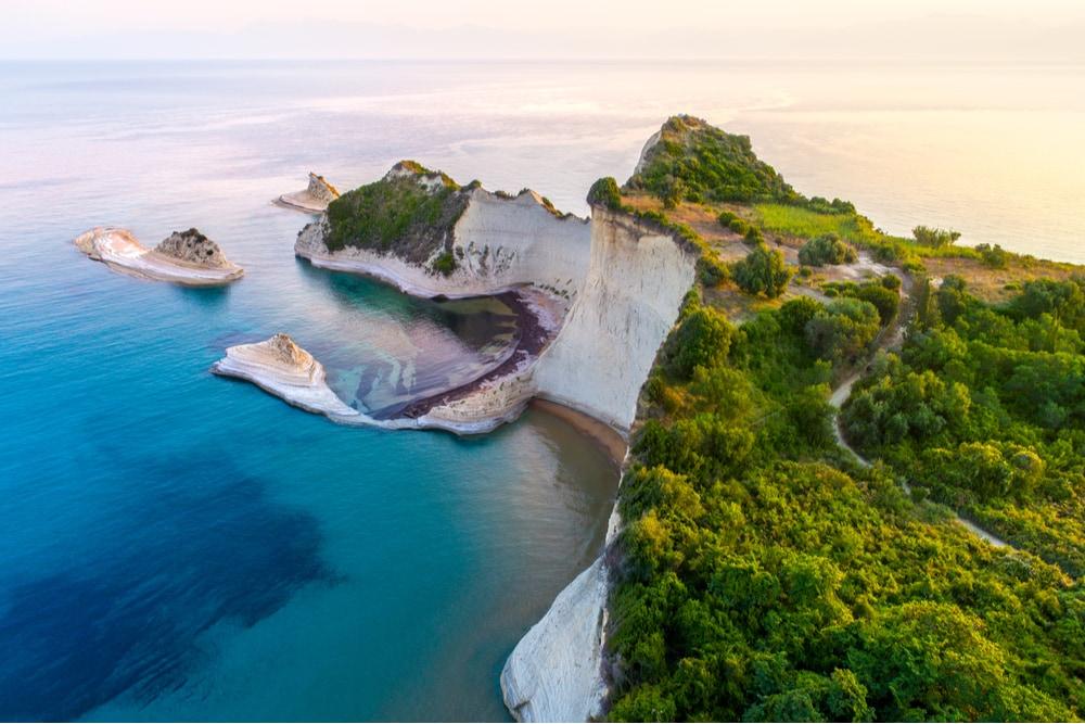 Att göra på Korfu
