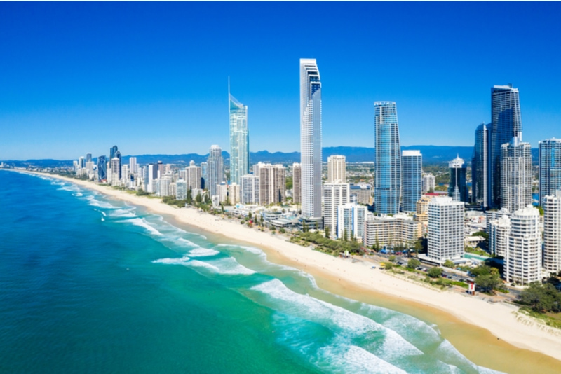 Things to do in Gold Coast Australia