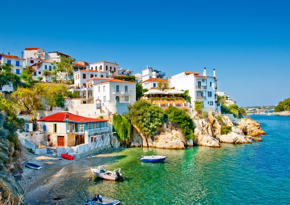 Things to do in Skiathos Greece