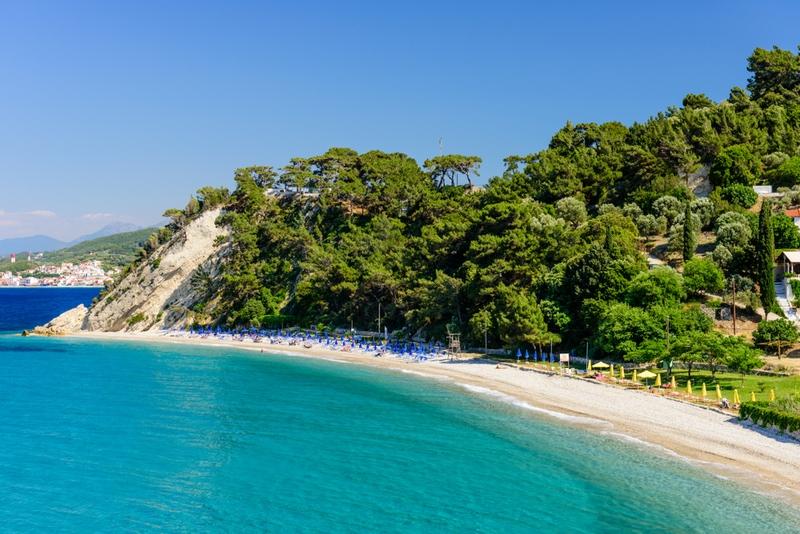 Tsamadou Beach