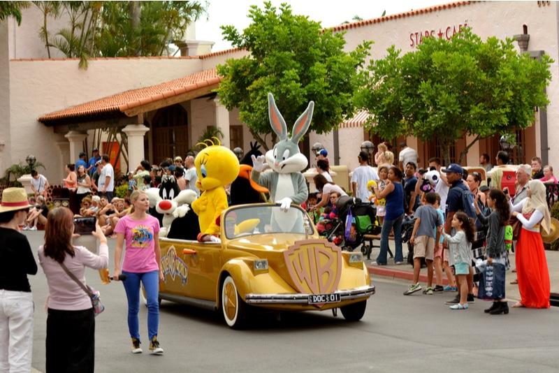 Warner Bros. Movie World Gold Coast