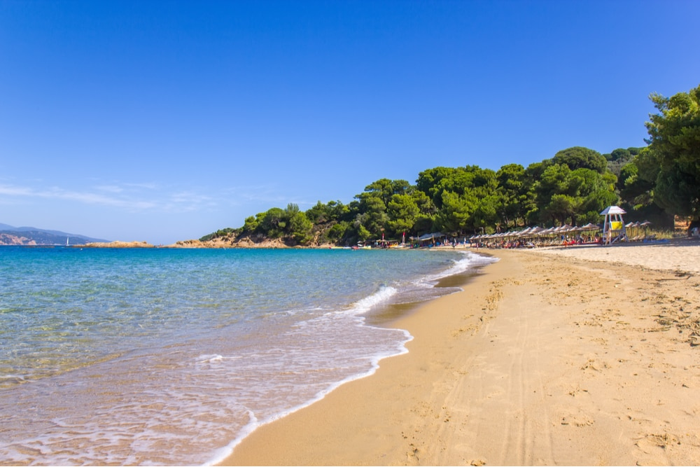 skiathos Banana Beach