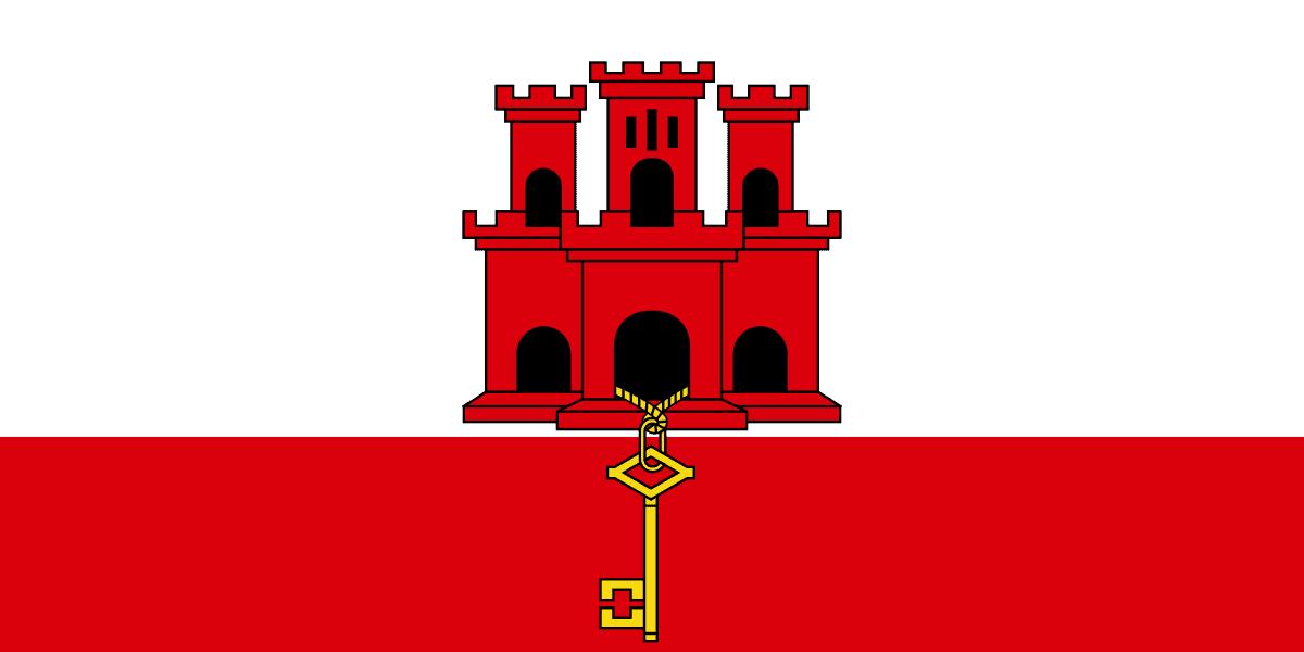 Gibraltars flagga