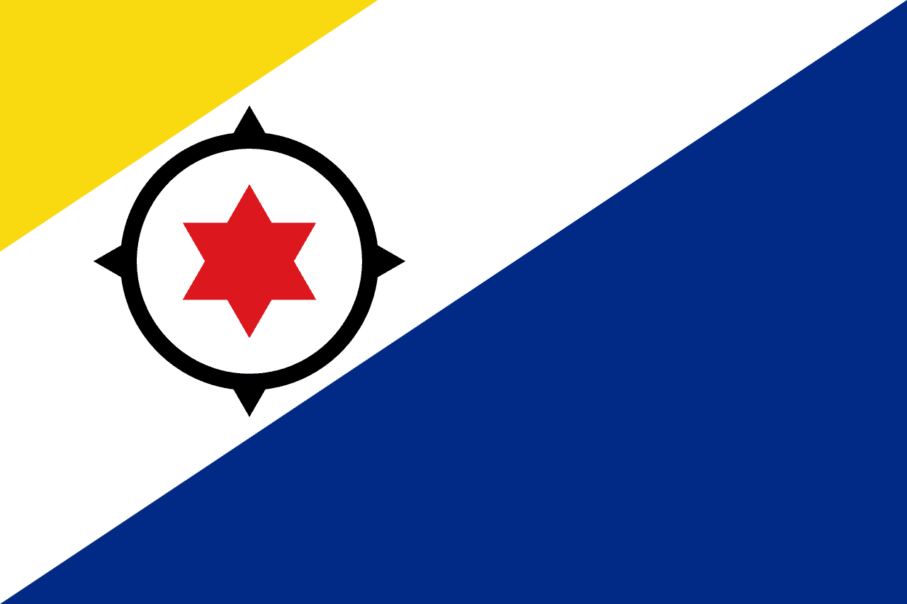 Bonaires flagga
