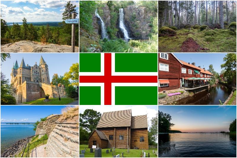 Sevärdheter i Småland
