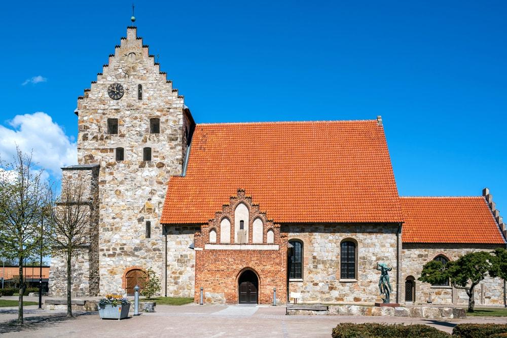 St Nicolai kyrka simrishamn
