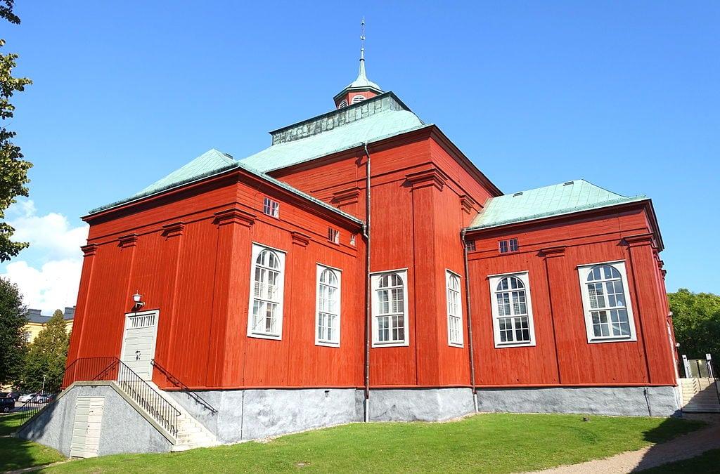 Amiralitetskyrkan i Karlskrona