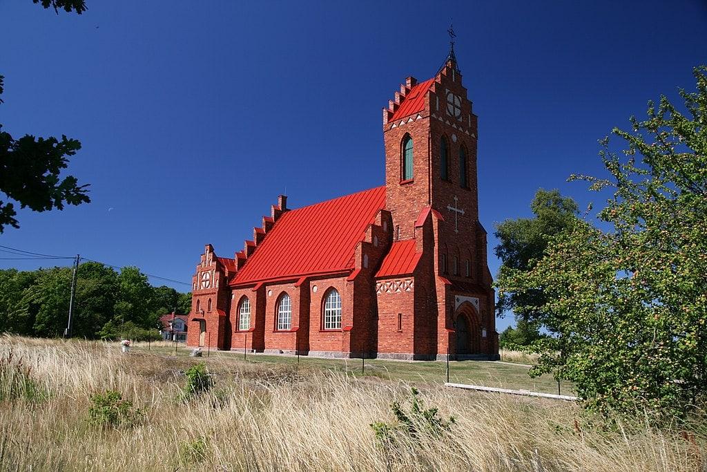 Aspö kyrka i Blekinge