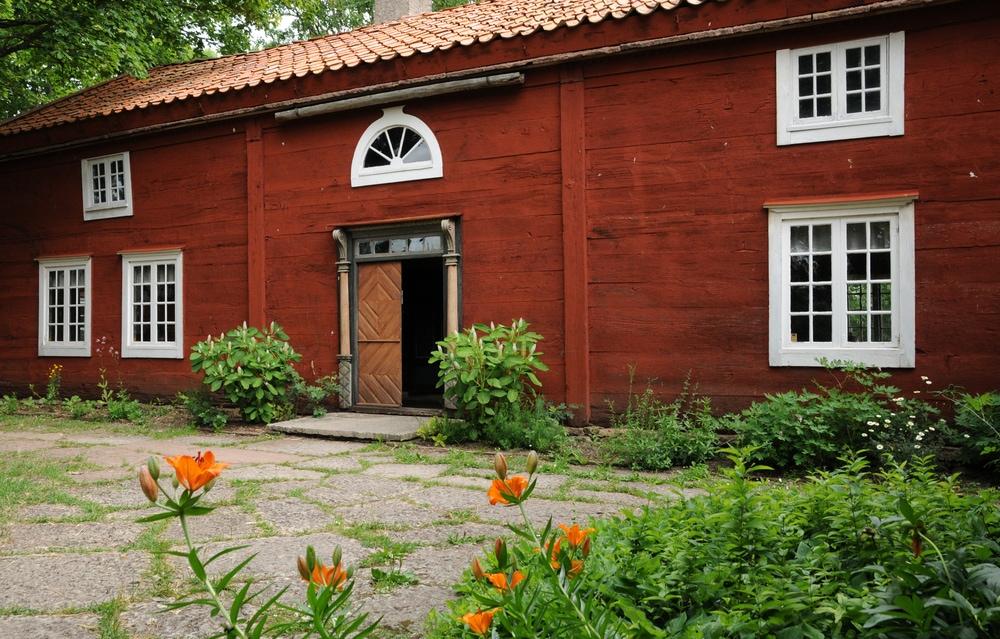 Himmelsberga museum på Öland