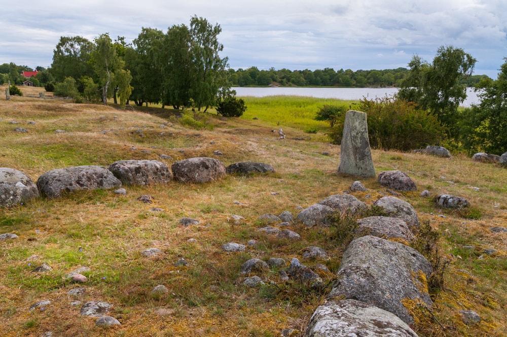 Hjortahammars gravfält