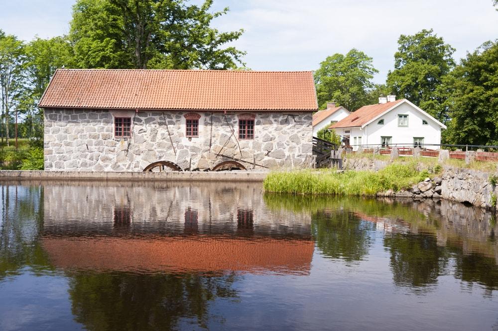 Huseby bruk i småland