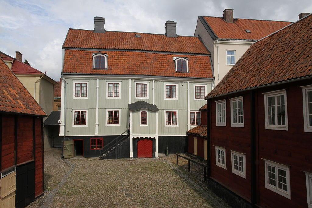 Skottsbergska Gården