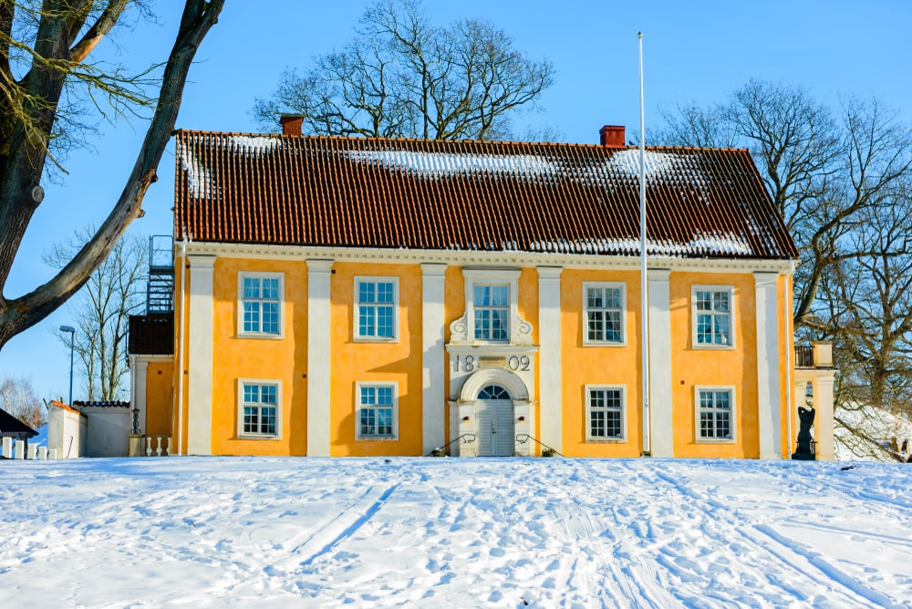 Sölvesborgs slott