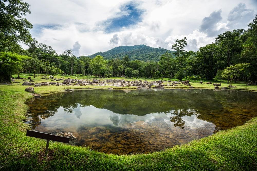 Chae Son nationalpark