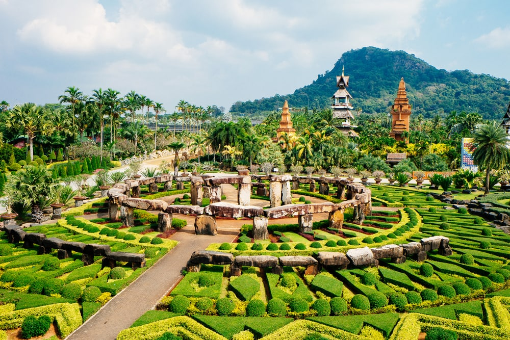 Nong Nooch Tropical Garden Pattaya