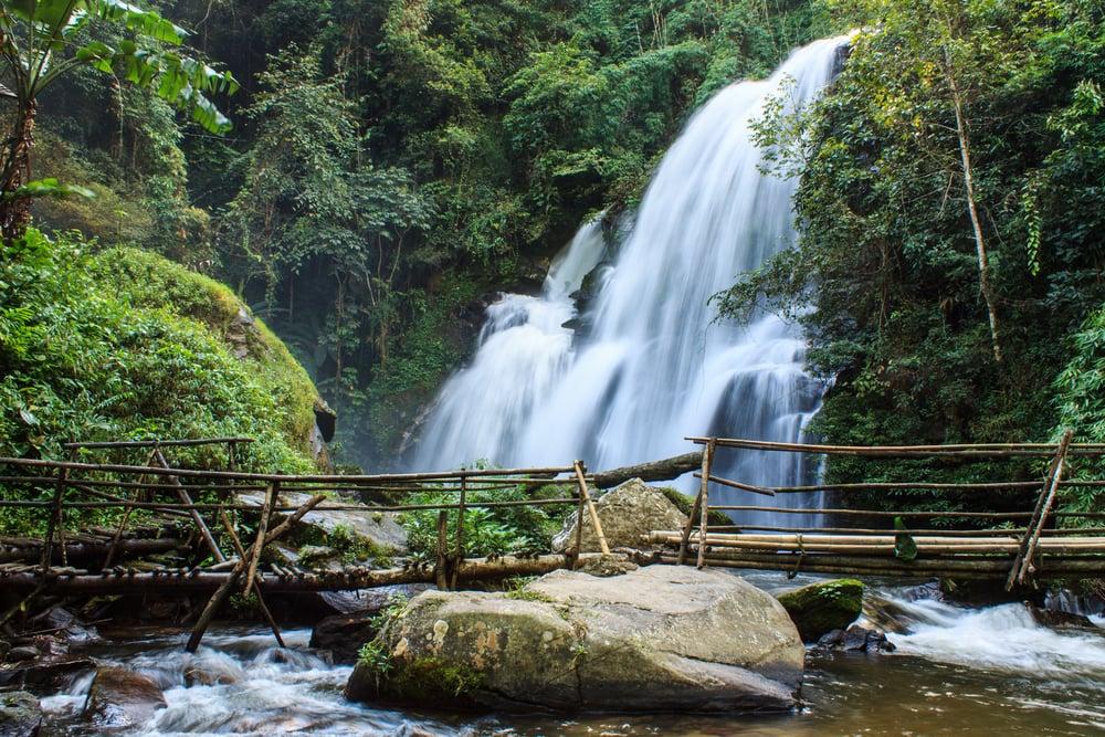 Pha Dok Sie Waterfall