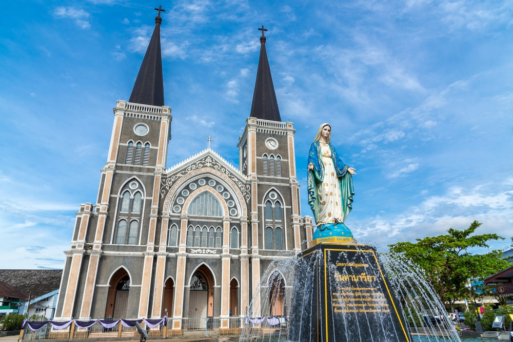 The Cathedral of Immaculate Conception