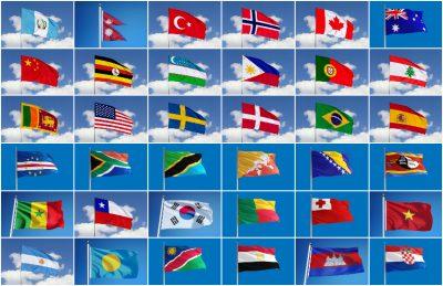 Världens flaggor (1)