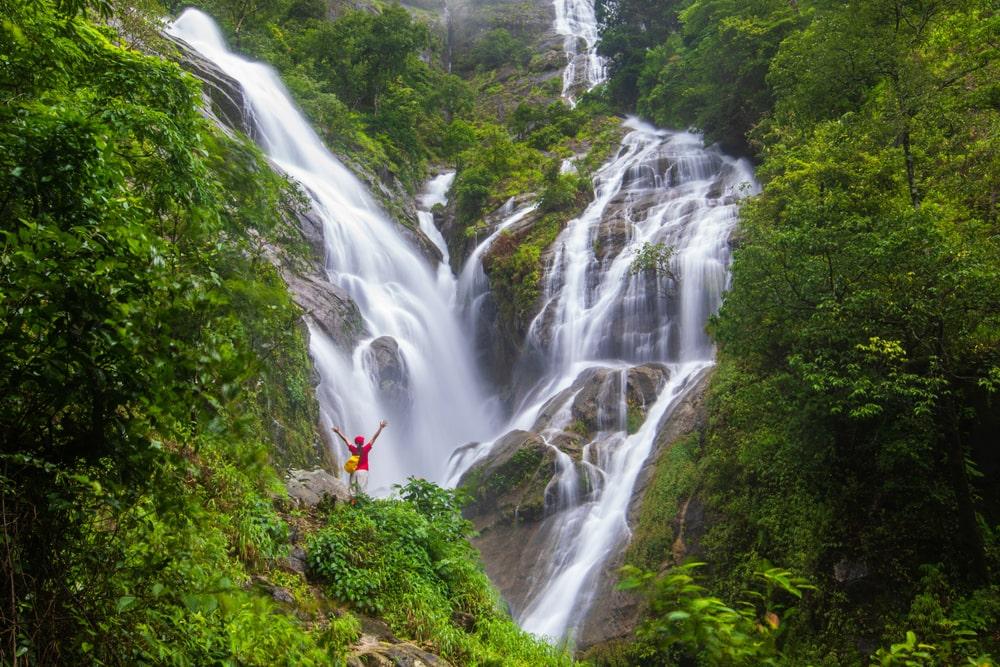 Pi Tu Gro Waterfall