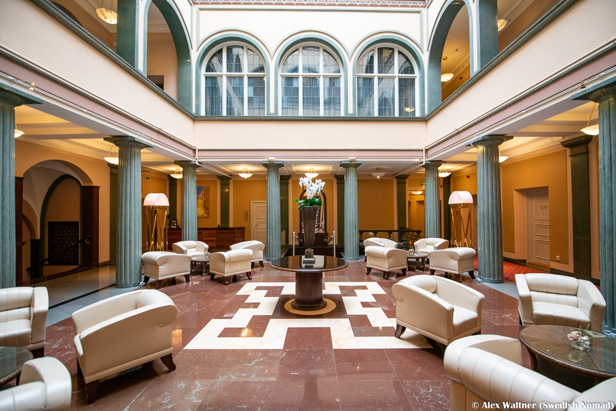 Florentinska pelarhuset Elite Plaza Hotel Göteborg