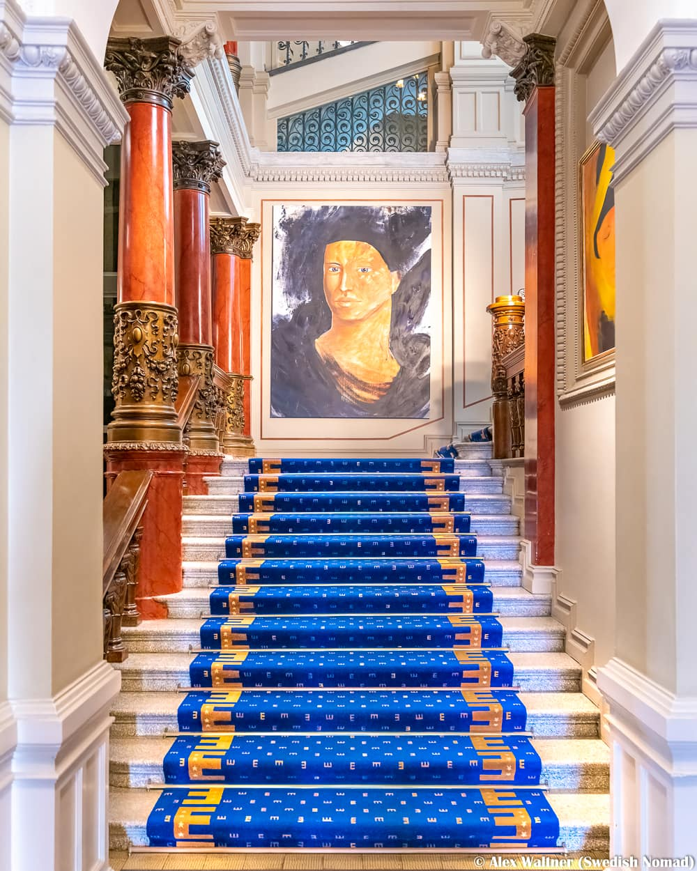 Målning Elite Plaza Hotel Göteborg